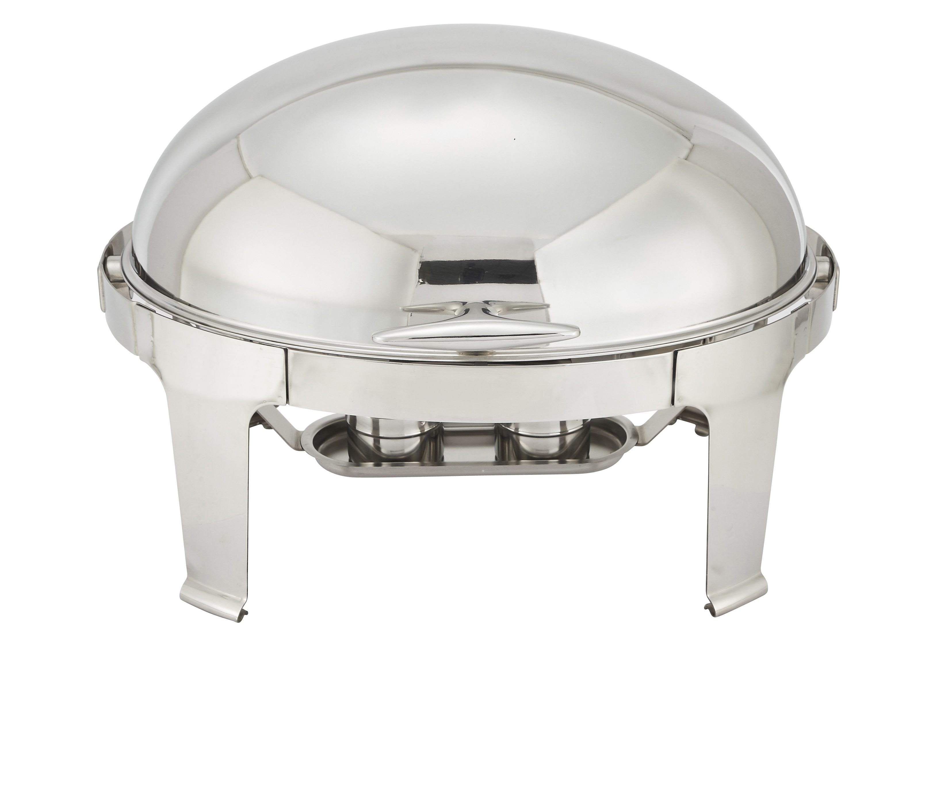 7 Qt, Oval Roll Top Chafer